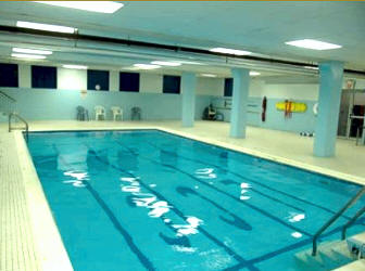 Heated Pool of Lincoln Community Center