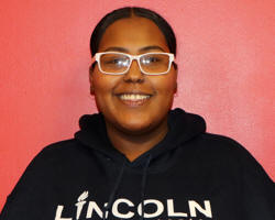 Alexis Smith of Lincoln Community Center